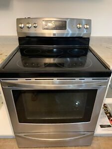 Stainless Steel appliances for sale
