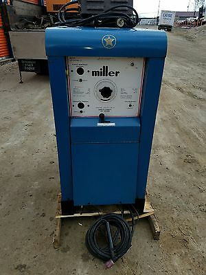 Miller Direct Current Arc Welder Sr-300-wr-32