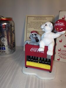 Figurine Coca Cola Coke