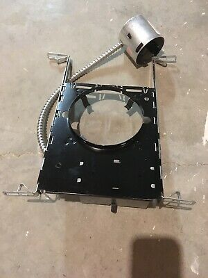 Lithonia Lighting Recessed Can New 927237 Non-ic 5 Frame In Kit Lpju 120v
