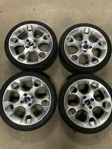 2008 - 2014 Ford Fiesta 17Inch Zetec alloy Wheels for sale T22128 Neerabup Wanneroo Area Preview