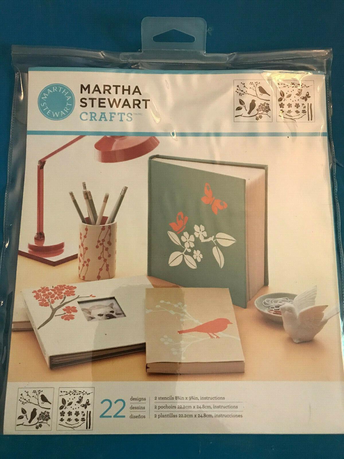 Martha Stewart Nautical Study Medium Stencils