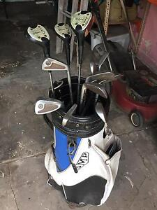 Golf clubs Kirrawee Sutherland Area Preview