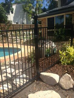 Pool Fencing - Glass and Aluminium