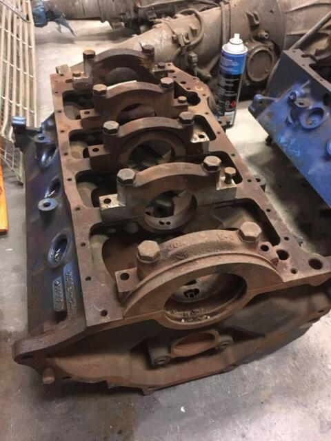 Ford Cleveland 4 Bolt Main Block 351 302 Engine Engine