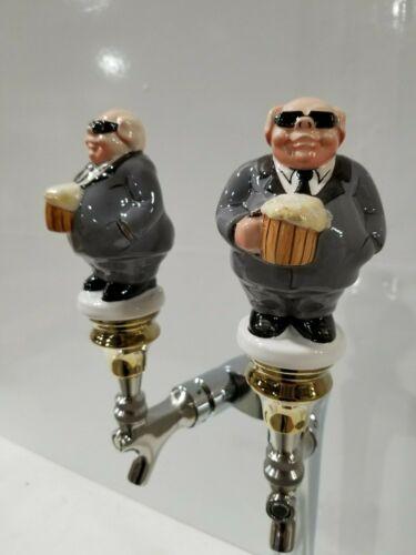 Ceramic tap handle, Cool Pig