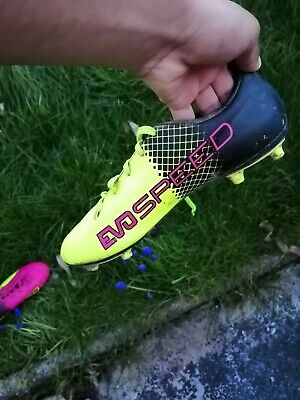 Puma Evo Speed football boots Size 4.5