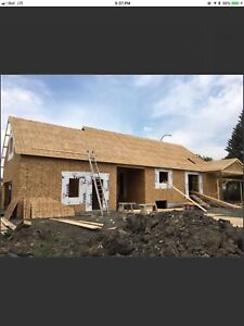 Looking for experienced frames to build cottage in Grand Beach
