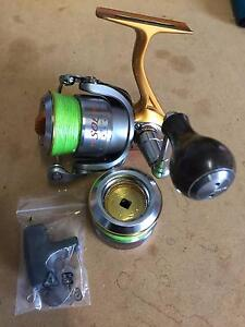 Diawa Sol 2500 Spin reel Toowoomba Toowoomba City Preview