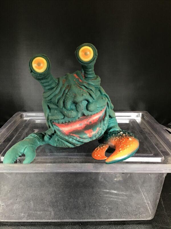 Vintage Mattel Soggy Boglins Slobster Puppet