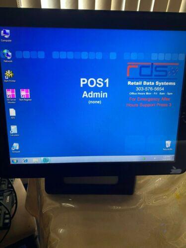 Sam4s Titan 150 Touchscreen POS Terminal System