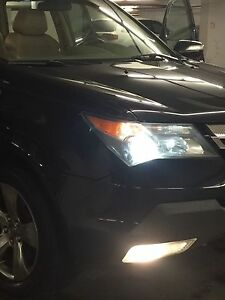2007 Acura MDX Navigation Package