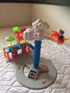 Fisher price airport and runway