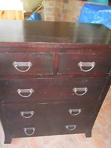 DRAWERS CHEST OF DRAWERS TALLBOY TIMBER DRAWERS WOOD DRAWERS Northbridge Willoughby Area Preview