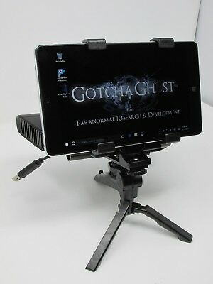 Kinect SLS Camera for Paranormal Investigations
