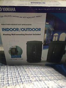 Yamaha  NS-AW150 indoor out door speakers