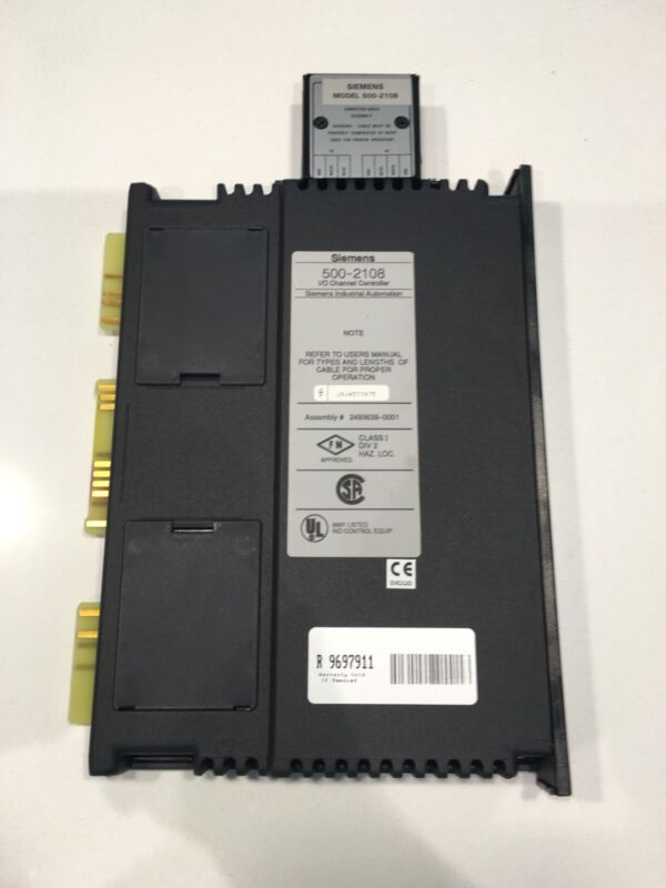 500-2108 Manufactured by SIEMENS  TEXAS INSTRUMENTS PLC