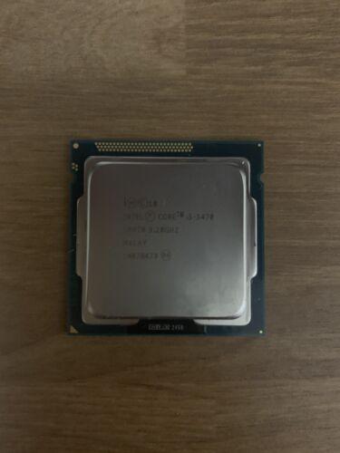 Intel Core i5-3470 Quad Core 3.20GHz LGA1155 6MB CPU Process