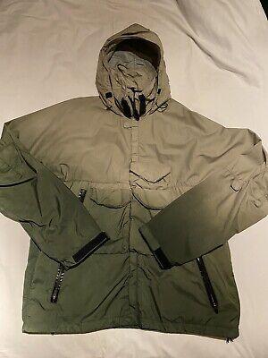 Acronym X Nemen J28-K Dyed Gradient Jacket Rare Size XXL Olive