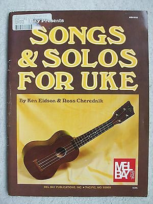 Rock Riffs Sheet Music for Ukulele with Tab Ukulele Book NEW 000127602