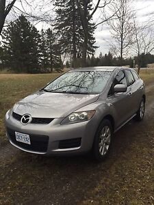 Mazda CX-7- Low mileage, like new inside and out