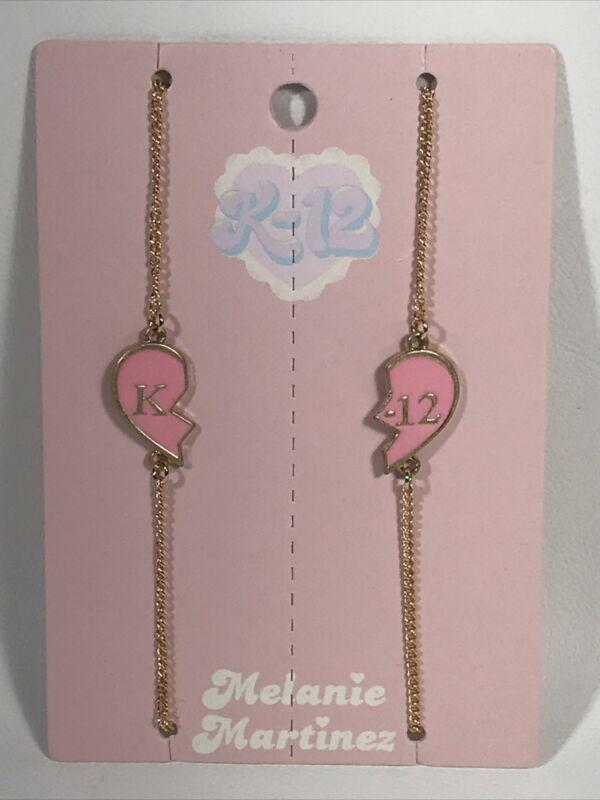 Melanie Martinez Best Friends K-12 Heart Bracelet Set Of 2