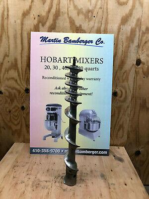 Hobart 4346 Mixer Grinder Worm