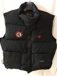 Canada goose down vest, won at bobby Orr celebrity golf classic