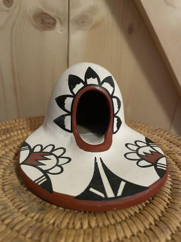 C Loretto Jemez Pueblo Native American Pottery Miniature Kiln New Mexico