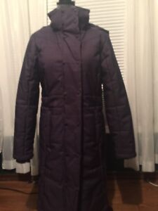 Ladies firefly coat size large