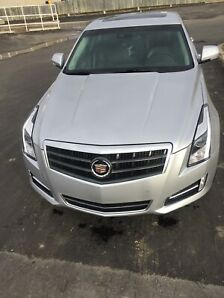 Cadillac 2013 ATS 4 AWD Performance 3.6L