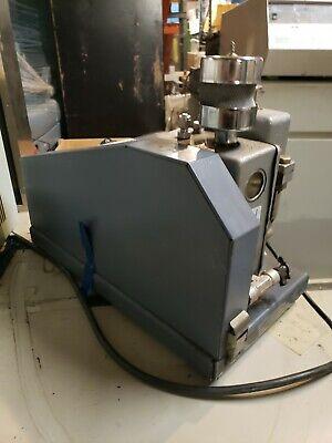 Welch Chemstar 1400n Vacuum Pump Rotary Vane Oil Belt Vacuum Pump Tested Good