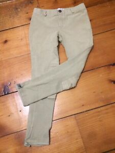 Youth English horse riding breeches