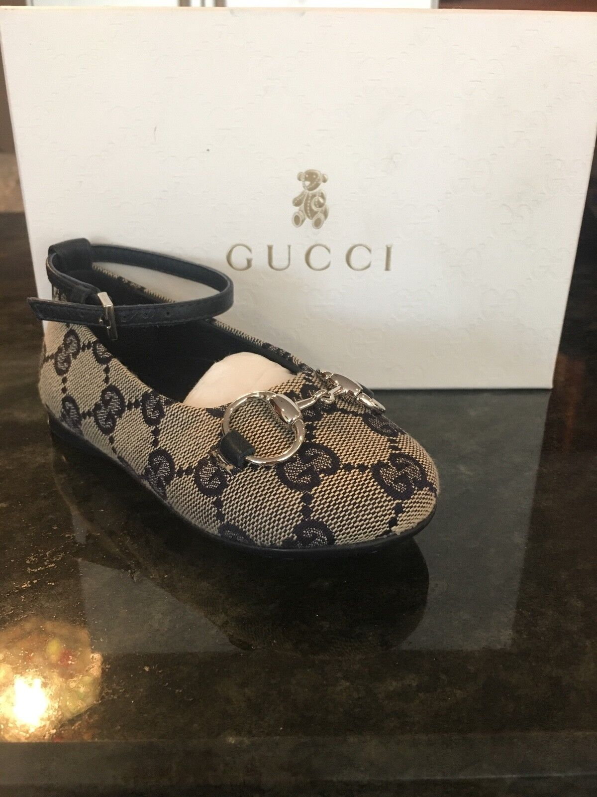 gucci kid girl shoes