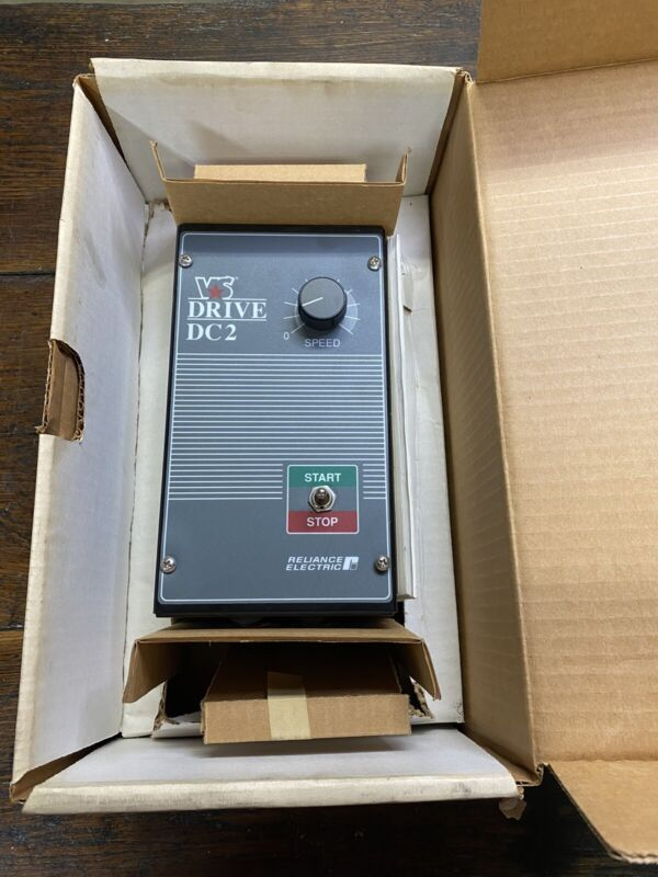 Reliance DC2 Motor Variable Speed Drive Controller