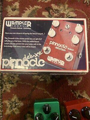 Wampler Pinnacle Deluxe V1