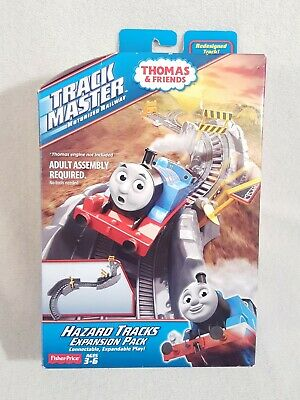 Thomas & Friends Trackmaster - HAZARD TRACKS EXPANSION PACK - Ages 3-6 Year