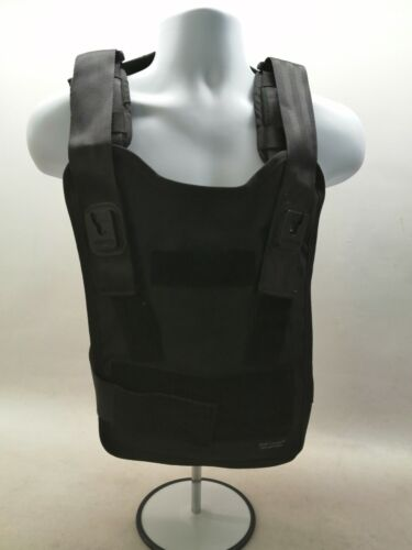 Mehler RHP Plate Carrier Body Armour Cover Patrol Duty Security Safety Film T.V.