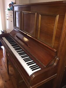 PIANO FOR SALE Peterhead Port Adelaide Area Preview