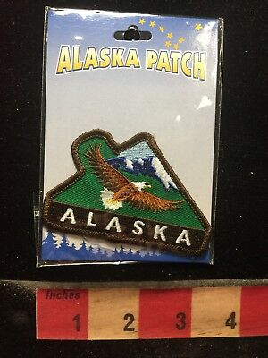Mountain & Soaring Eagle ALAKSA  Patch 70Z2