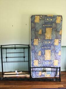 Single bed with mattress Kyogle Area Preview
