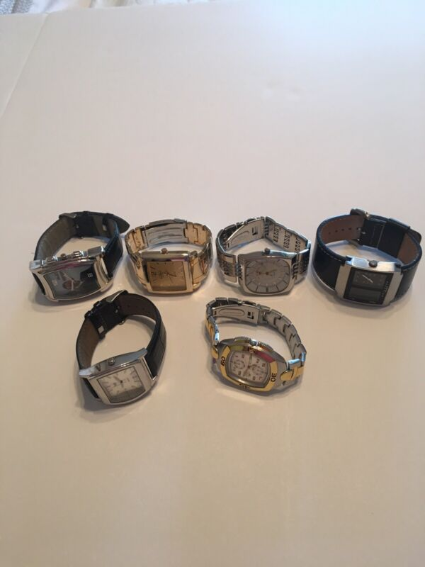Lot Of Men Watches