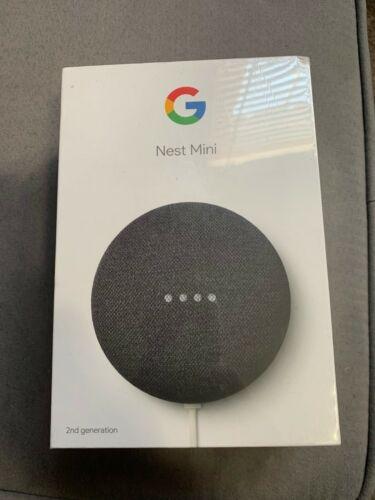 Google Nest Mini - 2nd Generation