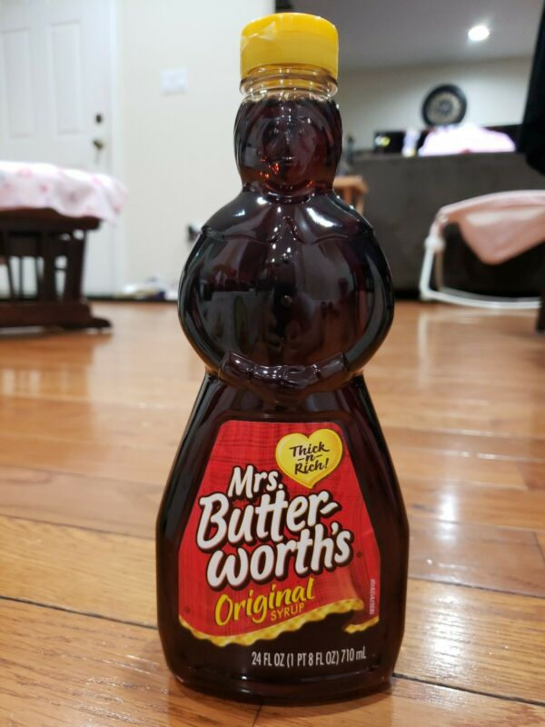 Mrs. Butterworth Syrup