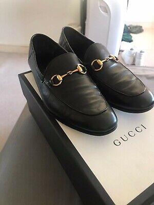 Gucci Brixton Horsebit Loafer Black 8.5