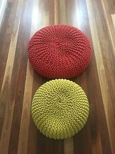 Gumball poufs Lane Cove Lane Cove Area Preview