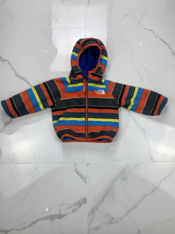 The North Face Toddler Reversible Long Sleeve Hoodie Full Zip