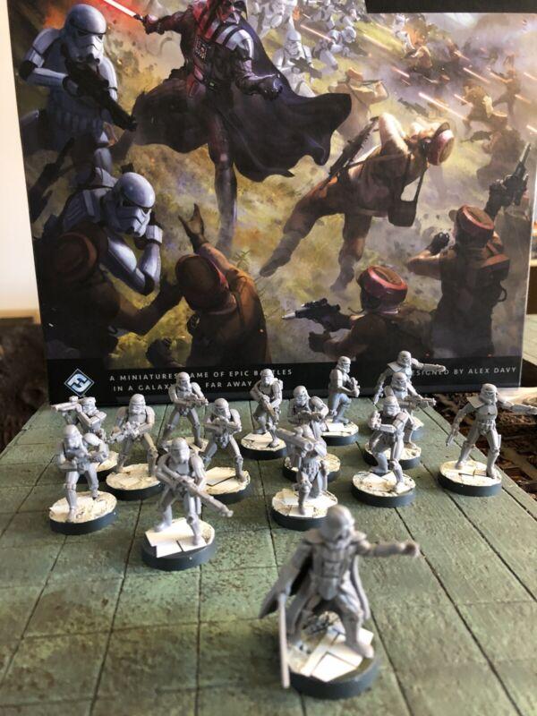 Star Wars Legion Empire Lot