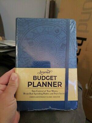 Legend Budget Planner Blue