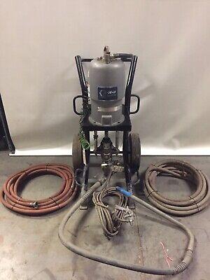 Graco Xtreme Bulldog 331 Airless Spray Pn 244-458 L01a Series
